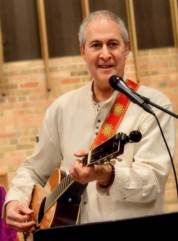Hazzan Steve Klaper (Song and Spirit) - photo by Donna Dalziel