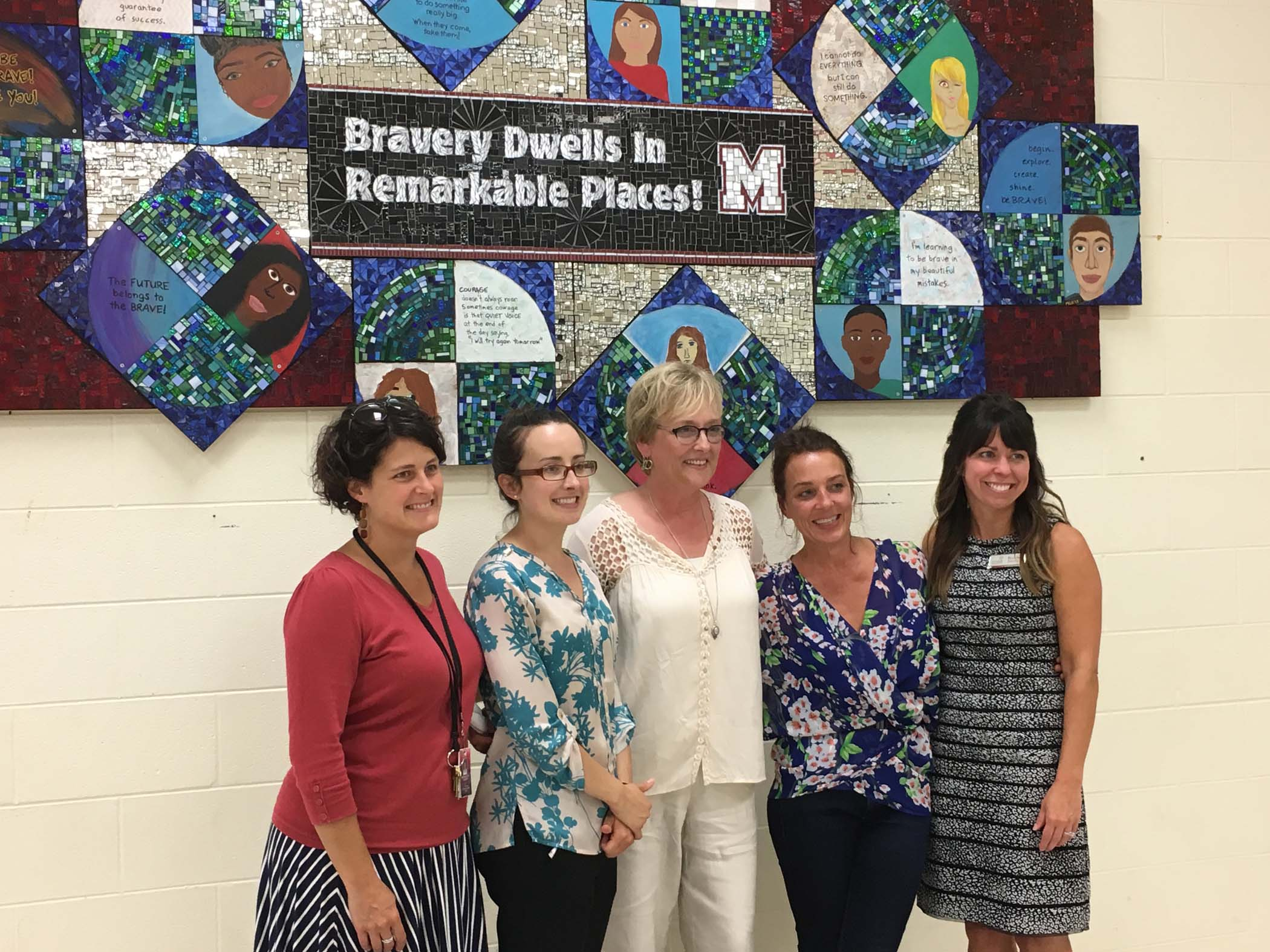 MMS Mosaic with group